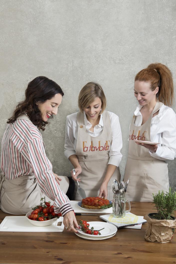 Scuola di Cucina – Elle a Tavola